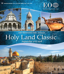 View More Information About the Holy Land Classic, Hosted by Reverend Dale Jackson of Riverside Presbyterian Church